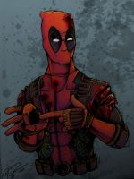 Deadpool! by JeffyP