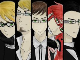 shinigami dispatch society by theFudgy94