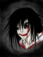 jeff the killer by venomeslove202