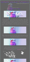 Paradise Bird Tutorial by Tayalex