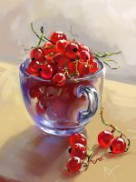 berries by anna-lakisova