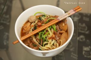 Beef noodles 2 by patchow