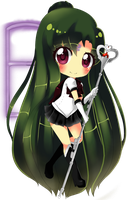 Sailor Pluto by Aliyune