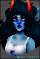 Commission | Vriska by Vit4l