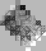 Average patterns array by markdow