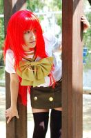 Shana Summer uniform by nyumexico