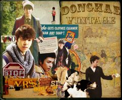 Donghae Vintage by qdlego