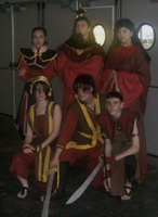 Avatar Cosplay at Japan Expo 1 by BanishedPrince