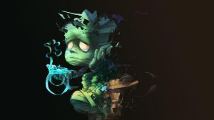 Free Amumu Wallpaper by Tramauhh