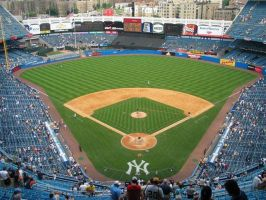 Yankee Stadium by Maethorneth-Photo