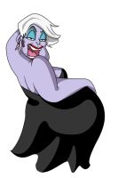 Ursula by OutOfTheAshes95