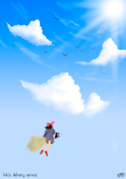 Kiki's Delivery Service - Soar by hammy012
