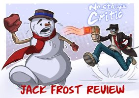 NC - Jack Frost by MaroBot
