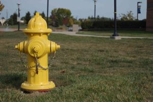 Yellow Fire Hydrant Stock by CrimsonNightStock