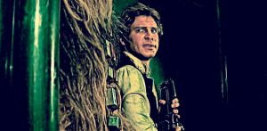 Han Solo by ColonelFlagg