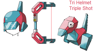 PSC- Porygon by Lybra1022
