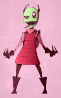 [C] Invader Zim by Likesac