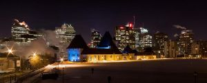 Mcgill Castle - Montreal by PasoLibre