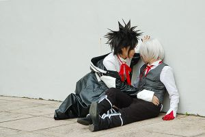 Cosplay - My dear sweet Allen by Golden-feline