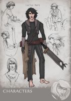 8 - p2 - lucius by Awkwardly-Social