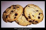 Chocolate Chip Cookies by clicknsnap