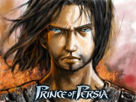 Prince Of Persia by theraven93