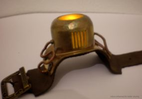 Steam Punk Wristband 05 by Steam-HeART