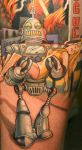 robot detail by Phedre1985