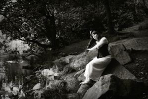 Contemplation by horai