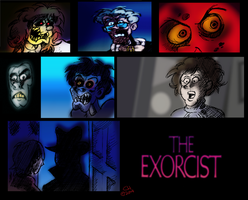 The Exorcist by Chopfe