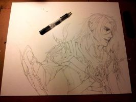 Drancule Yun Oricale wip by idont0know