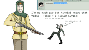 Question 1 Takeo and Vodka by Ask-Nikolai-Belinski