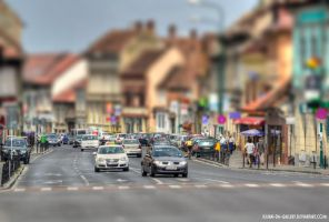 Long street... by Iulian-dA-gallery