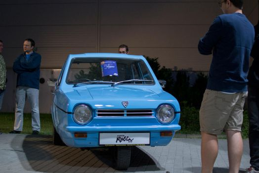 Reliant Robin by andrew0807