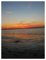 Jekyll Island Sunset 008 by sees2moons