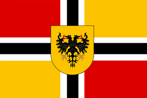 Flag of the 70-Million-Empire/Great Austria by Linumhortulanus