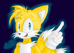 Tails The Fox by LonicHedgehog