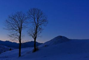 Before dawn by lica20