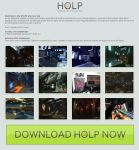 HOLP2 Preview Website by barballs