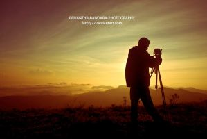 Photographing horizon - ST 1 by farcry77