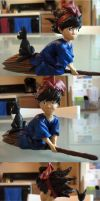 Kiki's Delivery Service Sculpture + Process by Polytropic