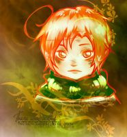 A very strange, enchanted boy. by AiniBluebell