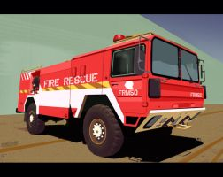 Fire and Rescue by wiledog