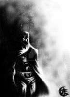 Dark Knight by splendidriver