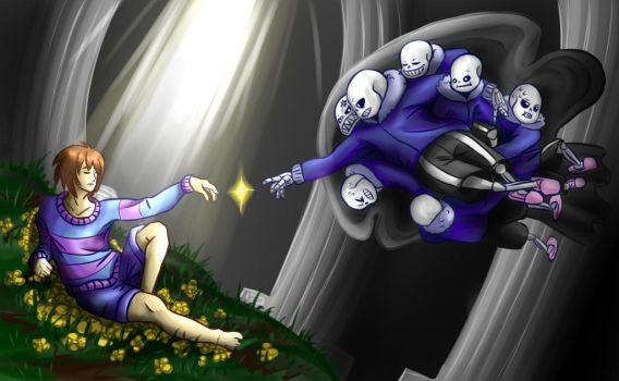 The creation of a new Savepoint by BelieveTheHorror