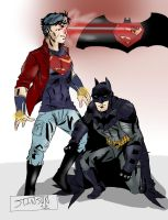 World's Finest: Year Two by stinson627