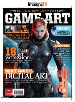 ImagineFX Presents: How to Draw and Paint Game Art by ClaireHowlett
