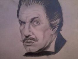Vincent Price by AmeliaEerie