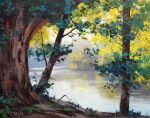 Tumut River by artsaus