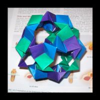Cookie Cutter Dodecahedron by NegaZero